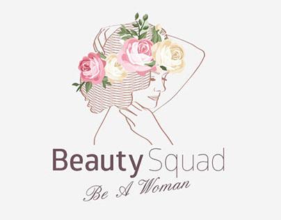 Beauty Squad - Logo Proposal
