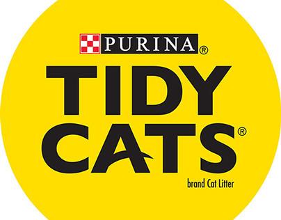 Purina - Tidy Cats