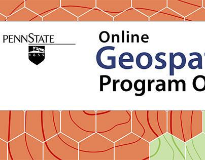 Online Geospatial Education Program Office