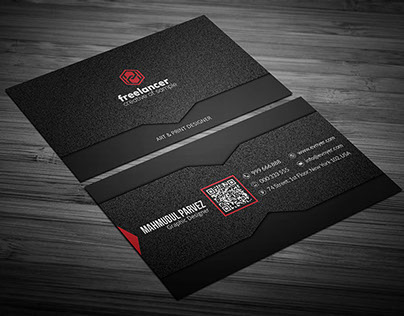 Download i noise corporate business card free on behance flashek Images