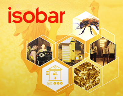 Dance of life for Isobar