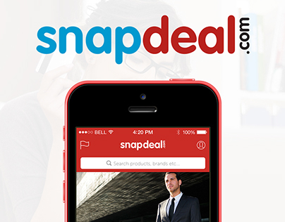 SnapDeal E-commerce App