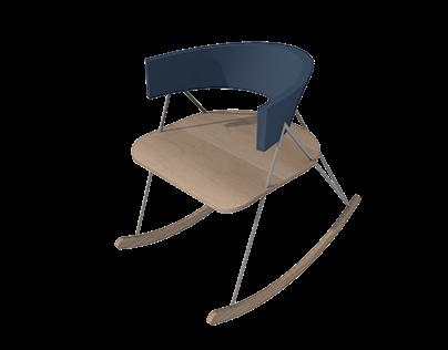 Oggi Rocking Chair