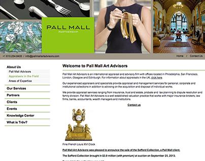 Pall Mall Art Advisors