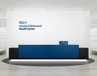 Anxiety & Behavioral Health Center Brand & Identity