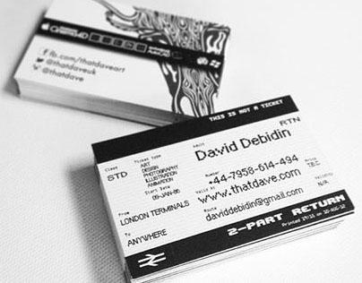 Creative CV - ThatDAVE