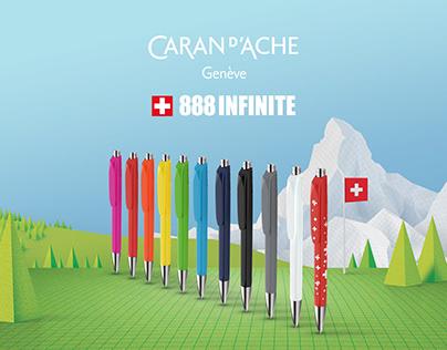 Caran d'Ache 888 Infinite