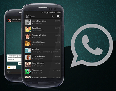 WhatsApp - Android App Redesign