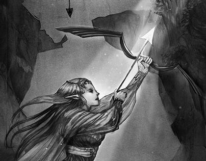 Legend of Zelda- The Arrow of Wisdom