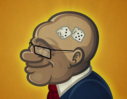 Jabob Zuma Cartoon Illustrations