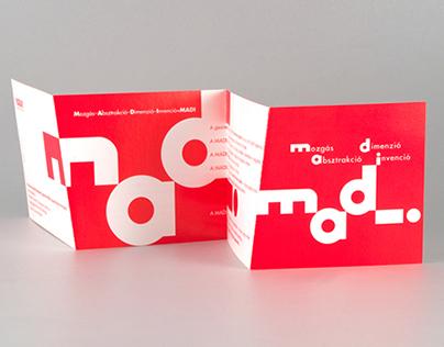 Folded Invitation Card