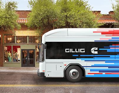 Cummins + Gillig Bus Partnership Integrated Campaign