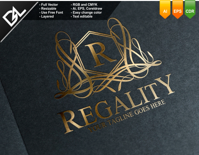 Ragality Logo Template