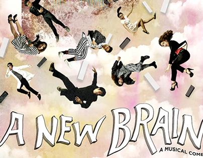 """blueREP's """"A New Brain"""""""