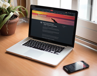 Website for DivingBaltic.com
