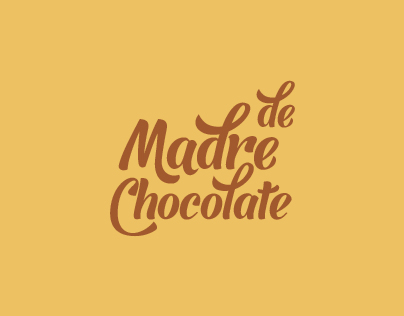 Madre de Chocolate // Branding
