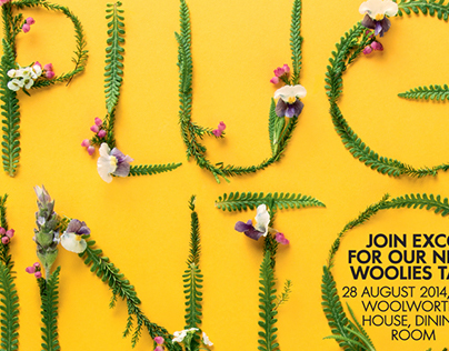 Woolies Talk 2014