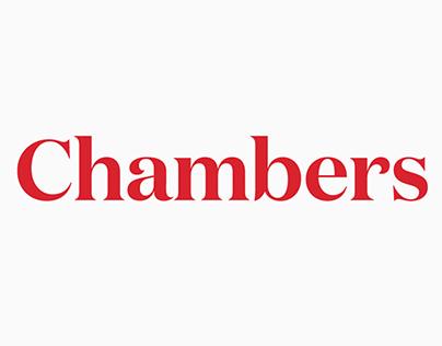 Chambers Brand Identity