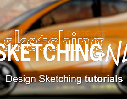 Design Sketching - Tutorial Video's