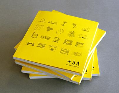 Plus 3 Architecture Brochure 2014