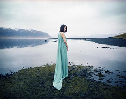 "Icelandic series p.3 ""Àlf-ur"""