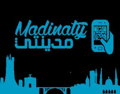 Madinatty Application | Logo & Branding