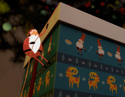 Viasat Christmas