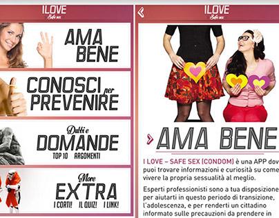 APP I Love - Safe Sex