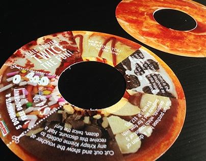 Half A Dozen, TWICE The Fun! - Krispy Kreme DM