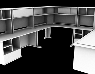 Workspace Model Layout