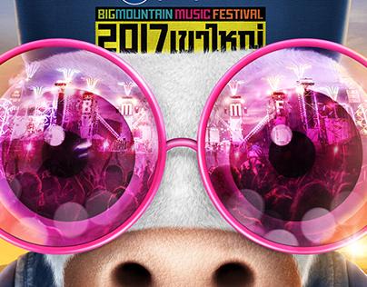 Big Mountain Music Festival # 2017