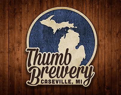 Thumb Brewery - Logo/Brand Development
