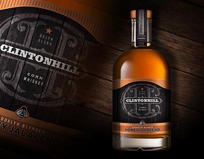 Clintonhill Corn Whiskey