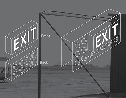 Jack Taylor Airfield Wayfinding System