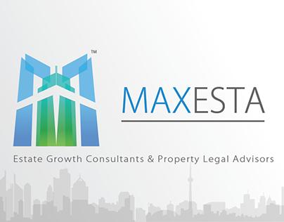 MAXESTA (Logo & Branding)