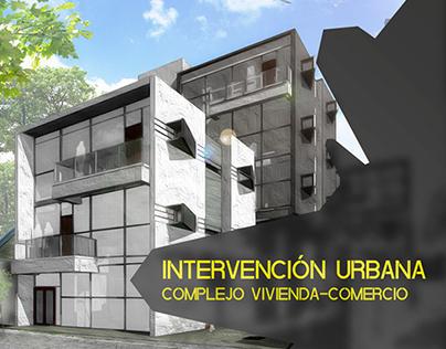 Intervención urbana, Complejo de Vivienda