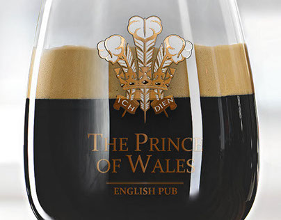The Prince of Wales - English Pub