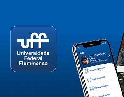 UFFMobile+ App Design