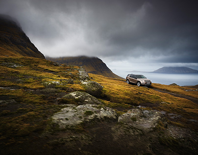 Land Rover - Faroe Islands