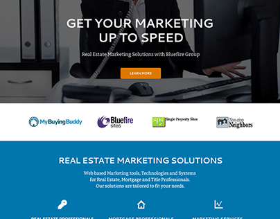 Blue Fire Marketing