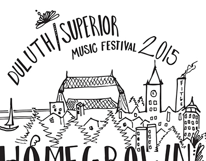 Duluth/ Superior Homegrown Music Festival 2015