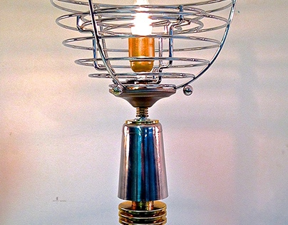 New Table lamps... November 2014