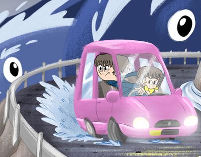 Hayao Miyazaki Offspring - Ponyo