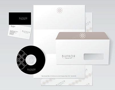 BUFKOR - BRAND IDENTITY AND WEBPAGE DESIGN