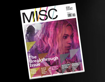 The Breakthrough Issue