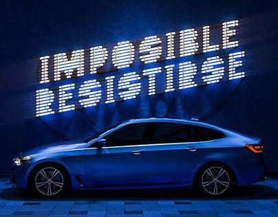 BMW Serie 6 Blue Edition
