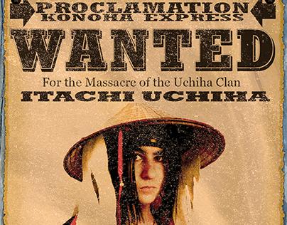 Itachi Uchiha, Wanted