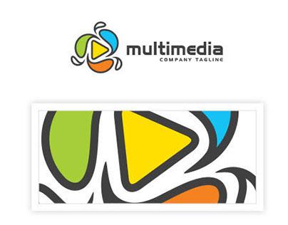 Multimedia Logo Template