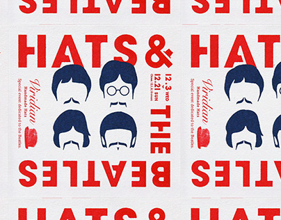HATS & THE BEATLES