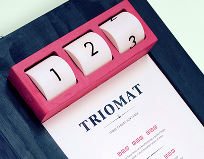 TRIOMAT – istd submission 2014